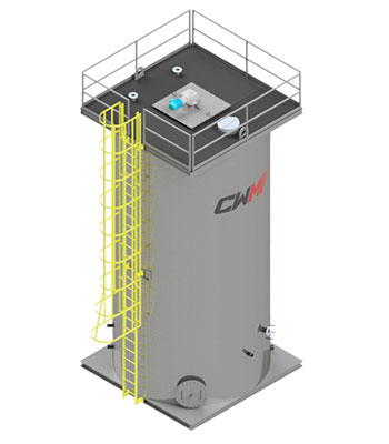 CWMF Vertical Tank Design