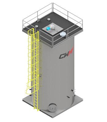 CWMF Vertical Tank Design