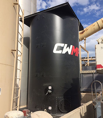 CWMF Vertical Tank Construction