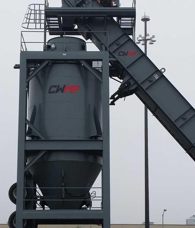 portable silo