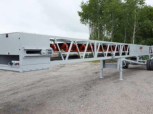 Transfer & Slat Conveyors