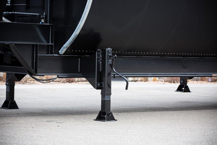 CWMF Vertical Tanks are portable