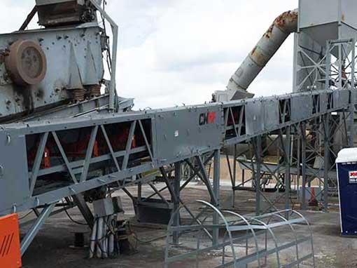 Belt & Screw Conveyors