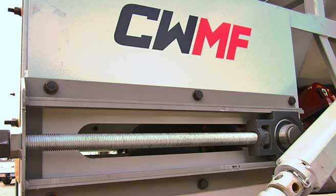Screw Conveyor - CWMF